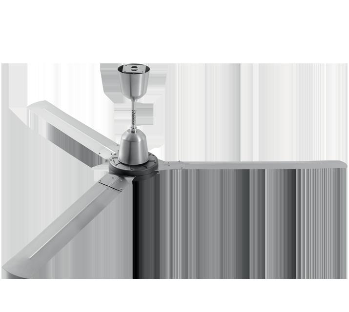 Nordik heavy duty 120 inox summer ventilation ceiling fans vortice 1 mozeypictures Gallery