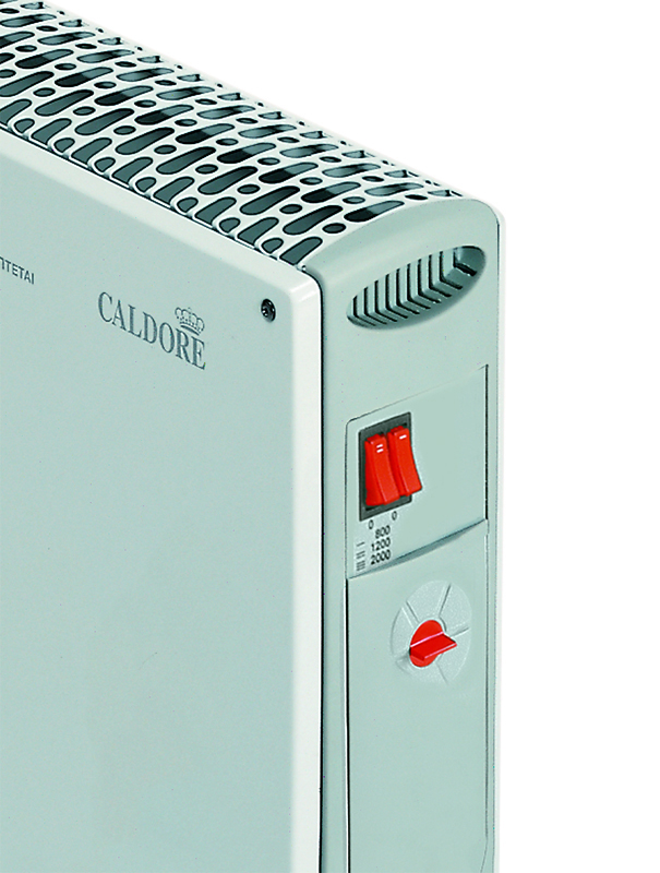 Caldore Electric Heating Mobile Convector And Fan