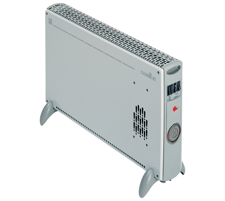 Caldore Rt Electric Heating Mobile Convector And Fan