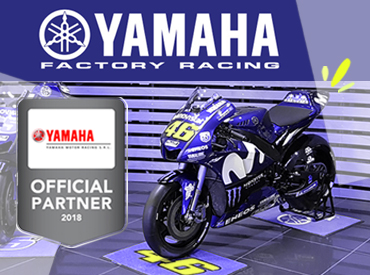Vortice Official Partner Yamaha Motor Racing